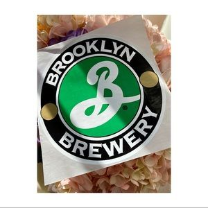 Pack of 100 Brooklyn Brewery Sticker